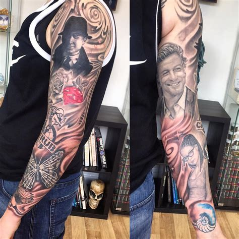 artistically express   full sleeve