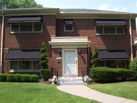 residential buildings benefit  retractable awnings western awning company