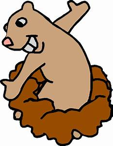 Groundhog Day Clipart Groundhog day clip art
