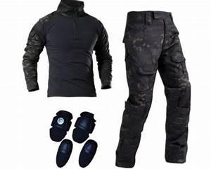 Gen 2 Mc Black Uniform