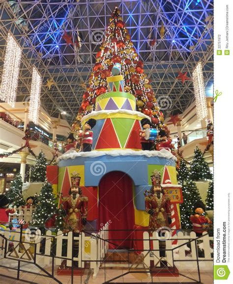 decorations at wafi mall in dubai editorial photography image 22751972