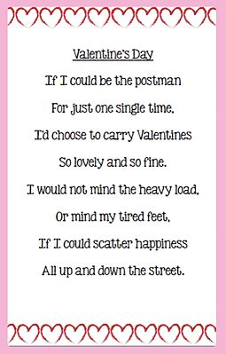Pin by Alison Moidl on Firefly Room | Valentines day poems ...