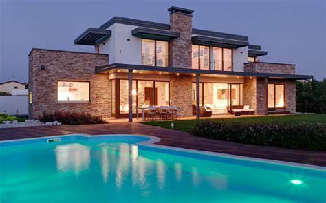 villa a pordenone de gressi architects