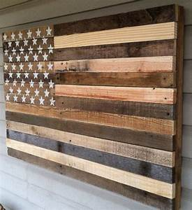 25+ Best Ideas about American Flag Pallet on Pinterest