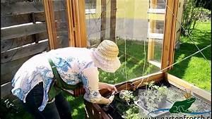 Tomaten Rankhilfe Selber Bauen : tomaten layern an schn re h ngen youtube ~ A.2002-acura-tl-radio.info Haus und Dekorationen