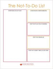 Free Printable Anxiety Worksheets