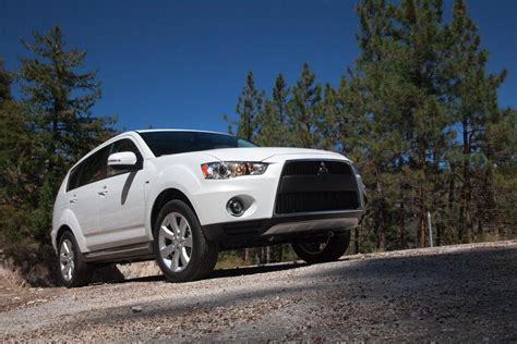 mitsubishi outlander review top speed
