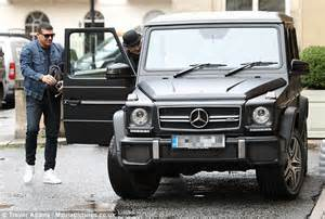 That mercedes looks more like a jeep lol. Tamer Hassan climbs into his £160K Mercedes jeep ahead of Game Of Thrones debut | Daily Mail Online
