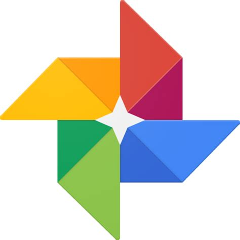 photo gallery apps for android google photos app icon talkandroid