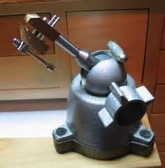 vintage wilton  baby bullet  vise  powerarm power