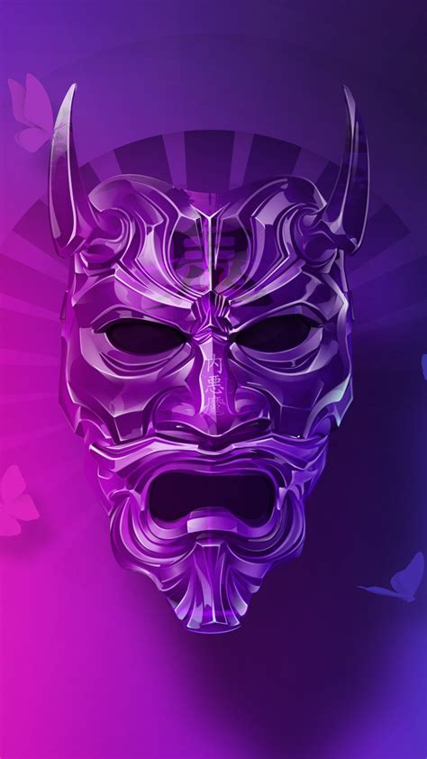 oni mask  wallpapers hd wallpapers id