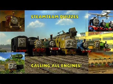 steamteam quizzes calling all engines hd