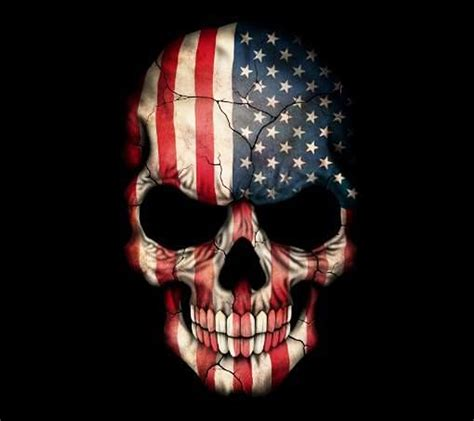 Cool Yin Yang Wallpapers Vamerican Flag Versus Download Android Ideas Free Skull Wallpapers Blue Red And White Free Skull