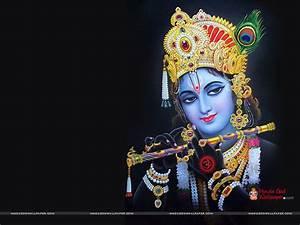 Bhakti Wallpaper — Lord Krishna