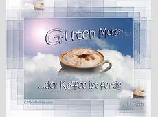 Guten Morgen der Kaffee ist fertig Bild #12636