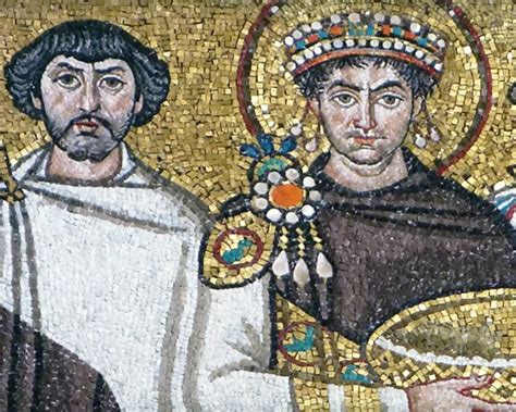 Belisarius-byzantine General During The Reign Of Justinian