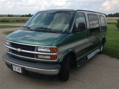 how to sell used cars 1999 chevrolet express 2500 engine control find used 1999 chevrolet express conversion van 7 passenger no reserve in elkhorn wisconsin