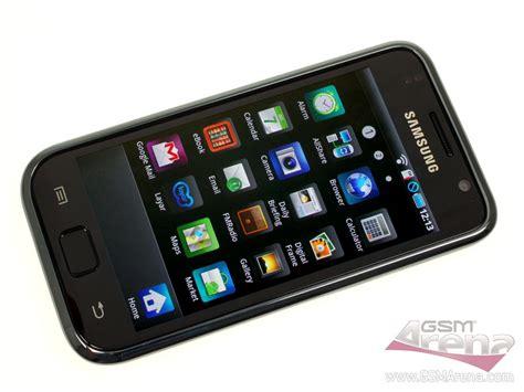galaxy s i9000 smartphone haut de gamme os andro 239 d 2 1 galaxy forum lesmobiles