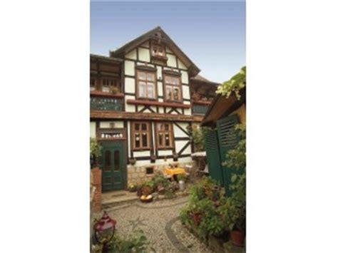 Wohnung Mit Garten Quedlinburg by Ferienwohnung Im Fachwerkhaus In Quedlinburg Mieten