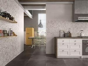 Pierre Et Sol : des id es de carrelages pour votre cuisine ideeco ~ Melissatoandfro.com Idées de Décoration