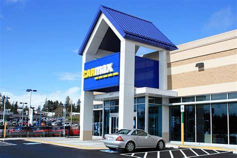 national  car dealership carmax opens  lynnwood