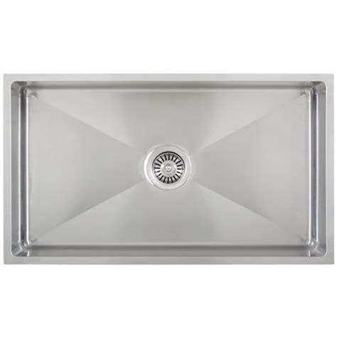 ticor s6513 undermount 16 g tight radius stainless steel kitchen sink