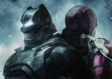 Batman And Iron Man, Hd Superheroes, 4k Wallpapers, Images