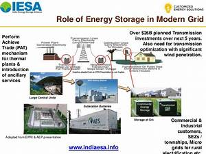 Day-4, Dr. Rahul Walalwalkar - Energy Storage 4 Renewables