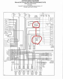2003 Venture Cooling Fan Wiring Diagram