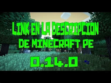 minecraft pe 14.0 apk free download