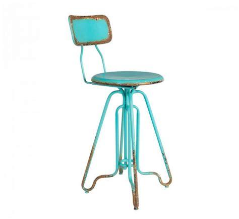 chaise de bar metal 27 idées déco de tabouret et chaise de bar industriel