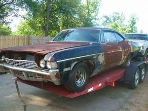 Buy Used 1968 Chevy Impala 2 Door Fastback Solid Project