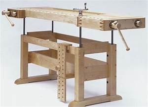 Adjustable height workbench For the love of my man