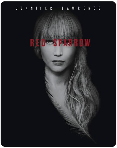 red sparrow  ultra hd zavvi exclusive limited