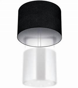 Hotte Aspirante Lustre : hotte lustre kaleidos 60cm inox noir roblin r f 5046003 ~ Premium-room.com Idées de Décoration