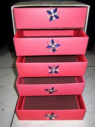 Diy Makeup Organizer With Shoe Box Best Crafts Ideas And Images On Bing Find What You Ll Love
