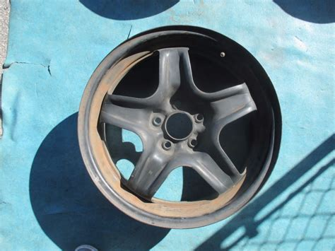 origianal  chevrolet malibu steel wheel rim oem parts