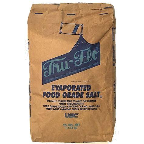 bags  salt idealmeat