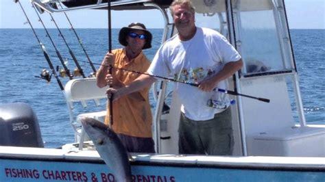 Boat R Emerald Isle Nc by Emerald Isle Fishing Charters