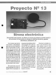 34 Proyectos De Electronica