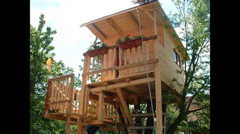 baumhaus ohne baum baumhaus bauen ein familienprojekt
