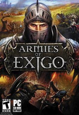 Armies of Exigo - Wikipedia