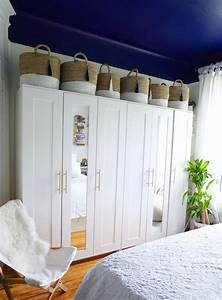 Ikea Tagesbett Brimnes : diy ikea brimnes wardrobe handle upgrade tfdiaries by megan zietz ~ Watch28wear.com Haus und Dekorationen