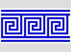 Blue Border Greek · Free vector graphic on Pixabay