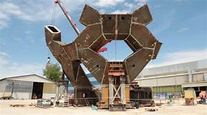 Watch Construction Begin On Heatherwick U0026 39 S Vessel At Hudson