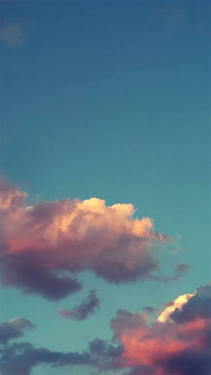 Iphone Wallpapers Clouds Plus Sunset