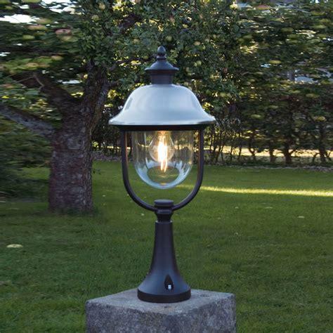 konstsmide   parma  light outdoor post lights
