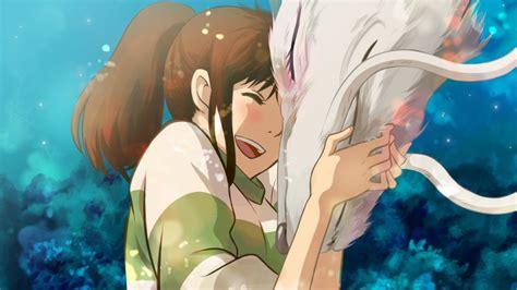 Spirited Away Haku Wallpaper Studio Ghibli Spirited Away Anime Wallpapers Hd Desktop And Mobile Backgrounds