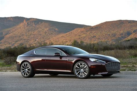 2016 Aston Martin Rapide Review, Ratings, Specs, Prices ...