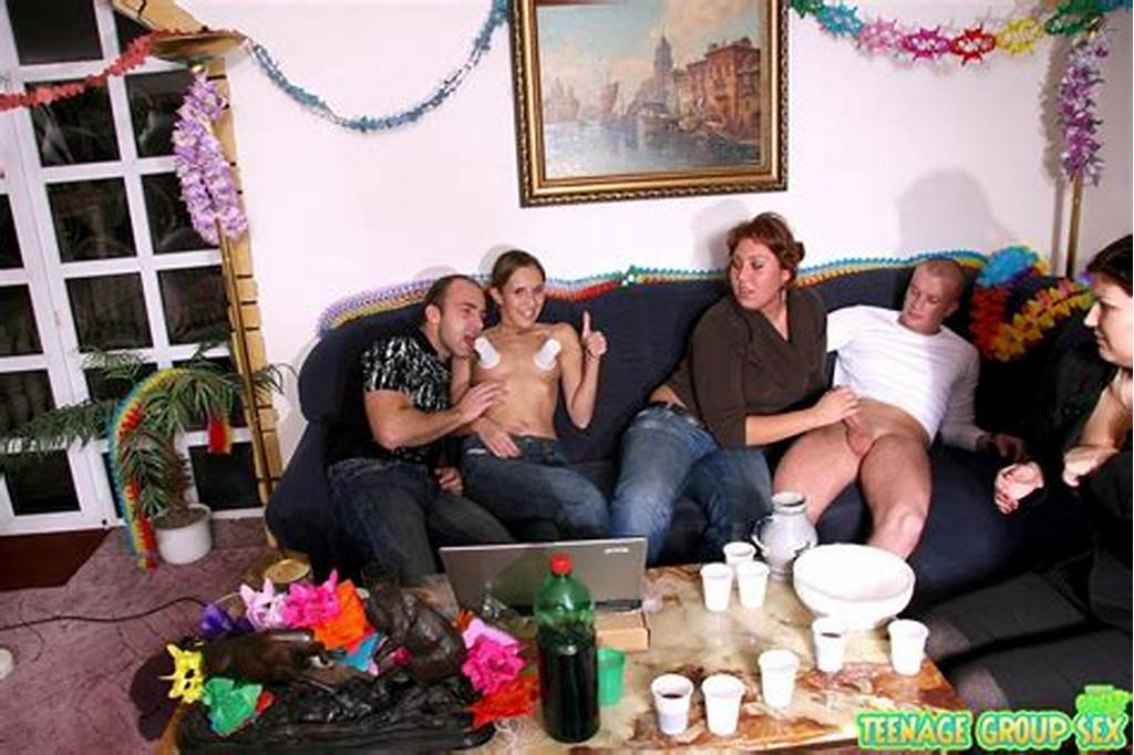 #Beautiful #Birthday #Teen #With #Small #Tits #Pounded #In #Sex
